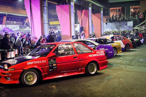 2013-03-07 Underground Drift Party